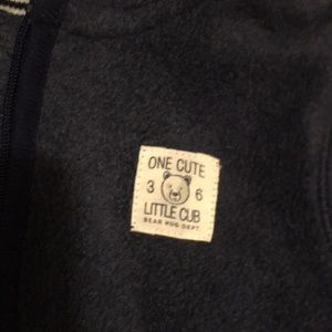 Carter's One Pieces - Carters One cute lil cub onesie 18 months